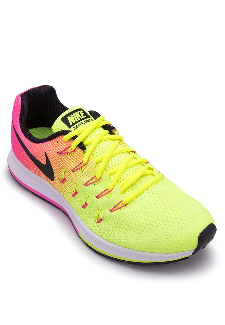 Mens Nike Air Zoom Pegasus 33 OC Running Shoes