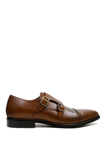 Kenneth Cole New York brown DESIGN 20484 - Monk Strap Loafer CFD0ESH5B2B295GS_1