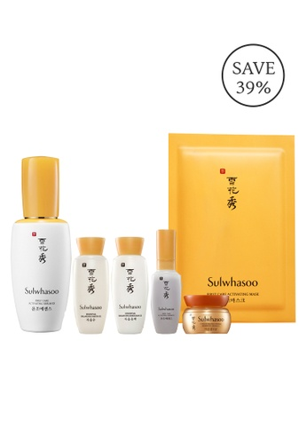 Sulwhasoo white First Care Star Serum Kit D9356BE66A9CD8GS_1