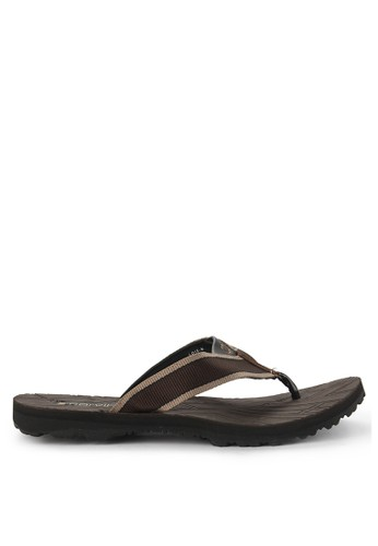 CARVIL multi and brown Sandal Sponge Man Lois DB3C4SH0292B22GS_1