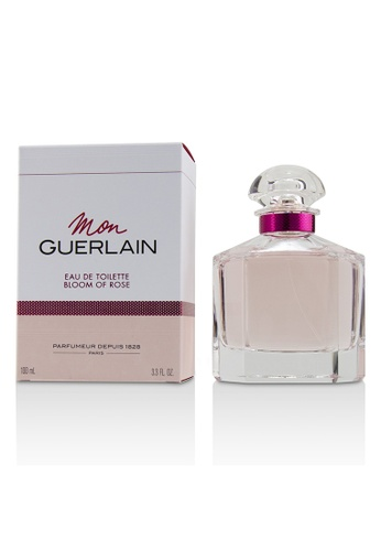 Guerlain GUERLAIN - Mon Guerlain Bloom Of Rose Eau De Toilette Spray 100ml/3.3oz 18129BE1A33BD4GS_1