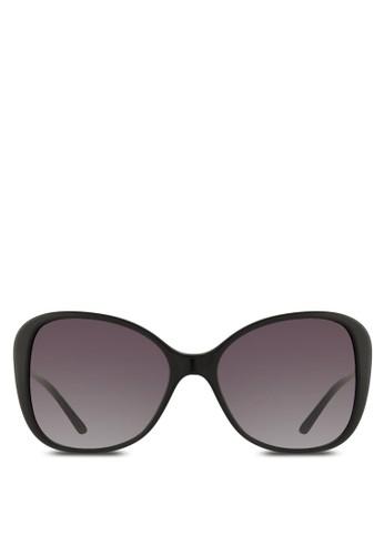 蝴蝶框太陽眼鏡,esprit taiwan 飾品配件, 飾品配件