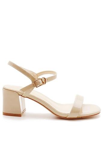 Twenty Eight Shoes Strap MId Heel Sandals 1800-3 3A315SHFBBF365GS_1