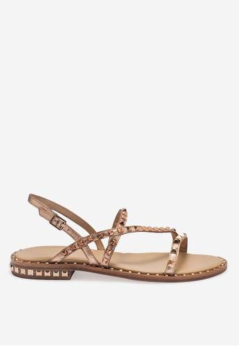 84d78d8970a1 Buy ASH ASH Peace Sandals | ZALORA HK