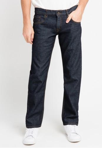 EDWIN black Edwin Long Jeans Pants 508-Leo-01 - ED179AA0URHNID_1