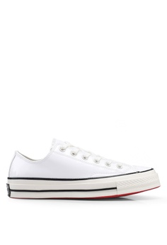 8033bf047 Converse white Chuck 70 Patented 90's Ox Sneakers 88663SHC6D8A9EGS_1