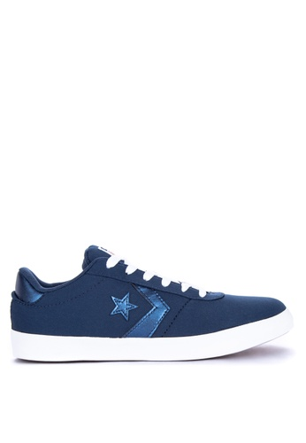 ba3882f539e Shop Converse Point Star Sport Mix Sneakers Online on ZALORA Philippines