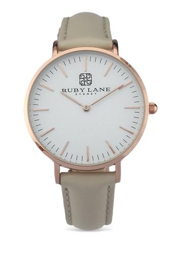 Ruby Lane white Orignal Valentina Ruby Lane 36mm Watch 20797AC9A9D26BGS_1