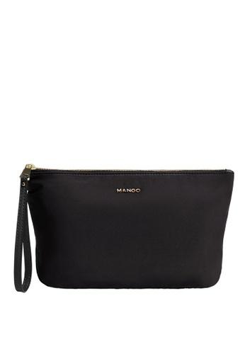 Mango black Large Cosmetics Bag EACA6AC14DFEA9GS_1