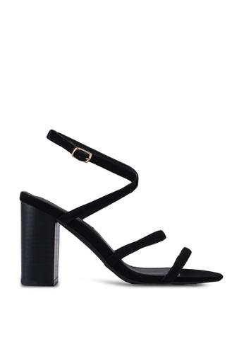 Billini 黑色 Vega Heels 37BD3SH0D3ACDEGS_1
