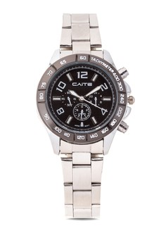 Stainless Analog Watch 5023L