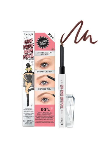Benefit brown Goof Proof Shade 4.5 Brow Pencil Mini 5BF05BEDD2F519GS_1