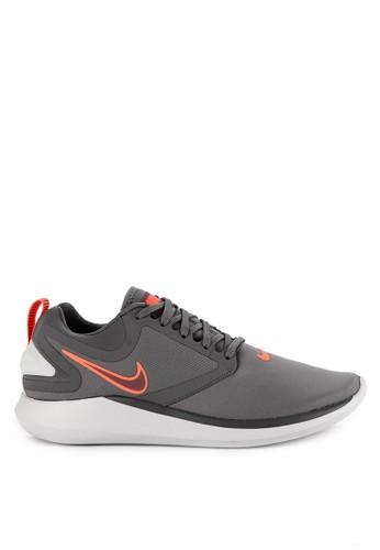 Nike grey Men's Nike Lunar Solo Running Shoes 721D0SH5509C17GS_1