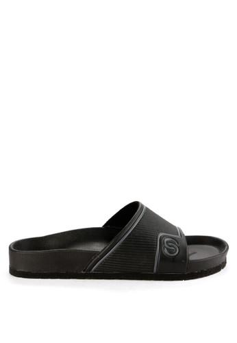 CARVIL black Carvil Sandal Toronto-01M 2BA43SHA79074BGS_1