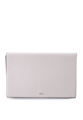 Furla beige Babylon XL Ipad Clutch 7C7E5ACC993154GS_1