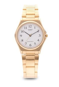 Analog Watch MTP-1130N-7BRDF-GOLD