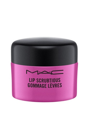 MAC MAC Lip Scrubtious (Summer Berry) AD711BE1BA9A7CGS_1