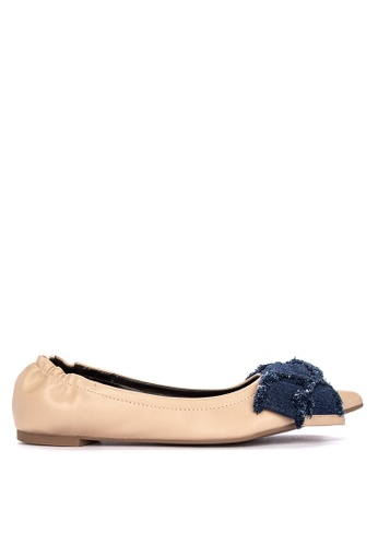 ae038479ef4 Shop Primadonna Ladies Shoes Flats Pointed Flats Online on ZALORA  Philippines