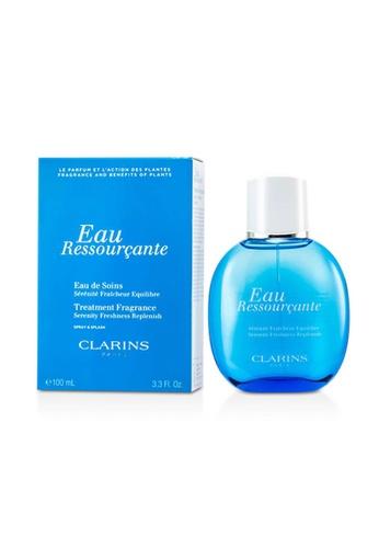 Clarins CLARINS - Eau Ressourcante Rebalancing Fragrance Spray 100ml/3.4oz CCDC2BE732F4ADGS_1