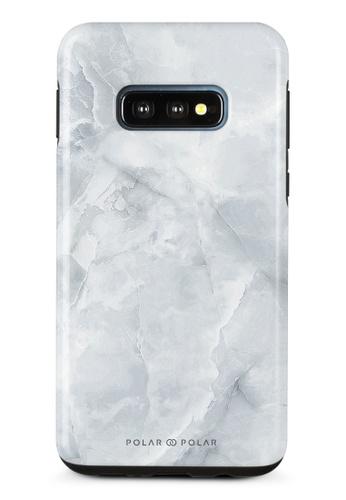 Polar Polar grey Snow Mountain Samsung Galaxy S10E Dual-Layer Protective Phone Case (Glossy) 2BFE5ACBF9D658GS_1