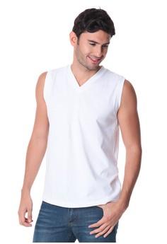 V-Neck Sleeveless Undershirt