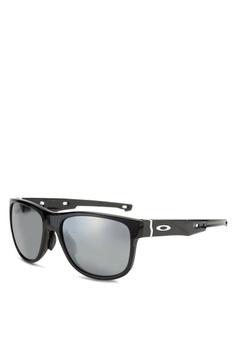 black friday oakley sunglasses 8z2e  Oakley black Active Performance Sunglasses OA636GL02HJLMY_1