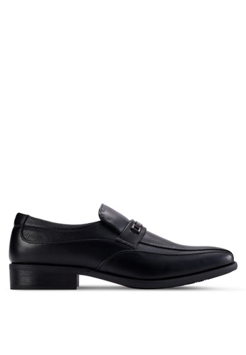 Louis Cuppers black Business Shoes LO977SH72AZJMY_1