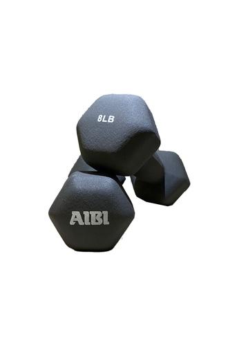 AIBI AIBI VINYL DUMBBELLS 8LBS 706EDSE4992582GS_1