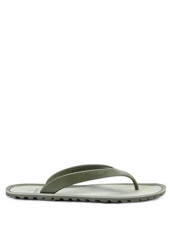 Watchout! Shoes green Sandals Thong 6661ASH5509120GS_1