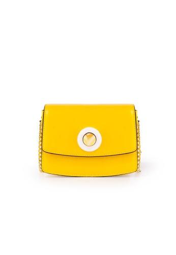 Esfolar yellow Esfolar Cross-body  Bag (EA 190004) 07F0DAC5247915GS_1