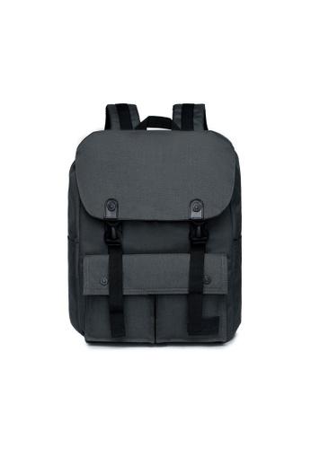 The Dude grey and green Little Predator Backpack TH373AC82BGNHK_1