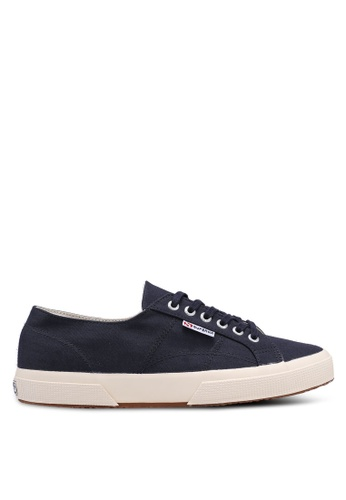 Superga blue Cloud Cotu Sneakers 587C5SH7D853B4GS_1