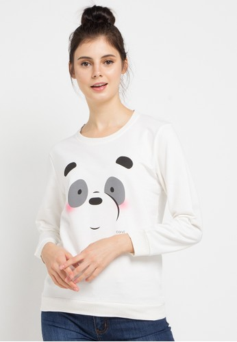 Swag-Of 03 Sweater - Off White - CARVIL