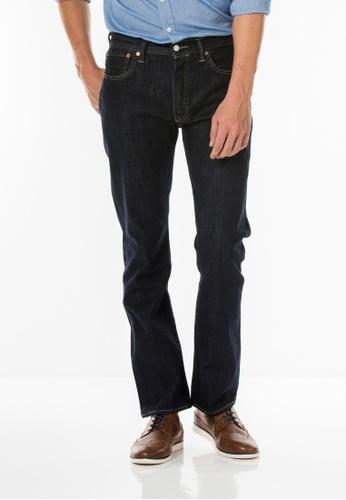 Buy Levis Levis 501 Original Fit Jeans Online Zalora Malaysia