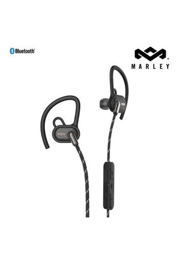 Marley black Earphone Bluetooth Marley Uprise - Sport Earphones Uprise - Black 0A6D0ES68B2ADBGS_1