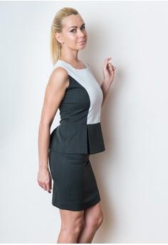Pencil cut skirt