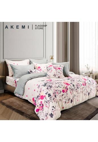 AKEMI multi AKEMI Cotton Select Affluence - Messiah (Fitted Sheet Set). 8BEE1HL0BD1709GS_1
