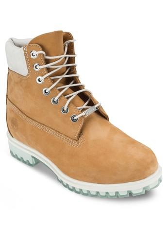 TPU 6 寸繫esprit 會員帶短靴, 鞋, 鞋