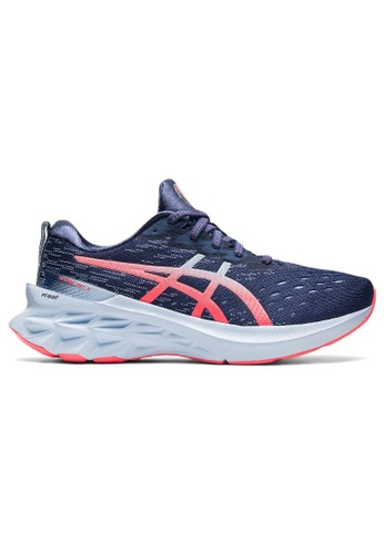 ASICS 拼色 ASICS NOVABLAST 2 跑步鞋 1012B049-400 E29F0SH77F3C8AGS_1