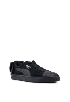 566f6a7ca9b5 60% OFF Puma Sportstyle Prime Suede Bow Galaxy Women s Shoes RM 375.00 NOW  RM 149.90 Sizes 3 4 5 6 7