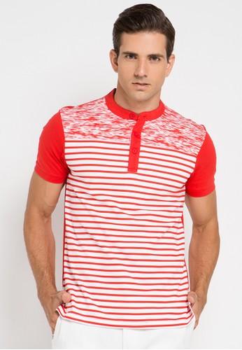 OTO ONO red Short Sleeve OT276AA0ULXHID_1