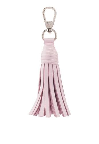 Pop & Suki pink Wrapped Short Tassel 0F670AC6283720GS_1