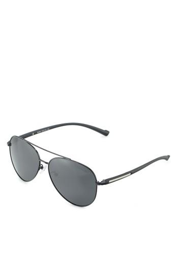 85a0309470 Urban State black Polarized Classic Aviator Sunglasses CDD73GL7A1F3D6GS 1