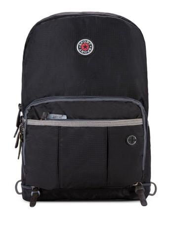 後背肩背zalora 泳衣兩用輕量防水包, 包, 旅行背包