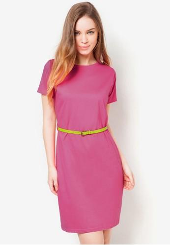 Tea-Shirt Party T-Shzalora退貨irt 洋裝, 服飾, 洋裝