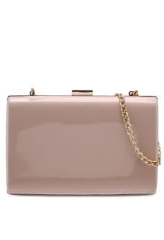 817100c2a Dorothy Perkins pink Nude Box Clutch Bag 9B994AC4F072DCGS_1