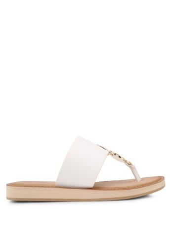 ALDO white Yilania Sandals 28995SH70C58D6GS_1