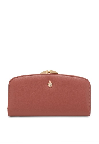 Swiss Polo pink LADIES LONG PURSE 9A253AC3784AF9GS_1
