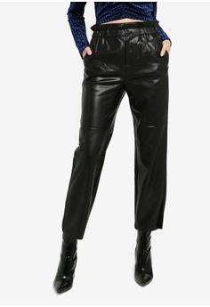 Buy Pepe Jeans Dua Lipa X Pepe Jeans Jara Velvet Crop Top Online Zalora Malaysia
