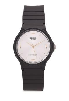 【ZALORA】 Casio MQ-76-7A1LDF Classic Quartz 手錶